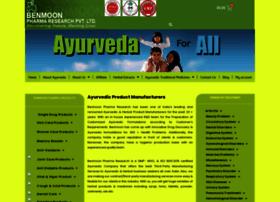 benmoonpharma.com