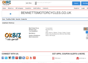 bennetsmotorcycle.okbiz.co.uk