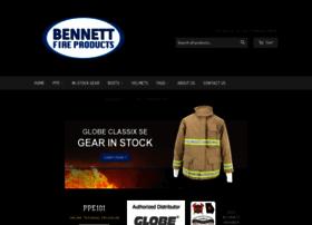 bennettfireproducts.com