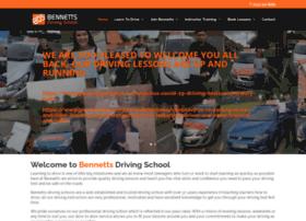 Bennettsdrivingschools.co.uk