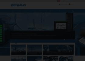 benning-solar.de