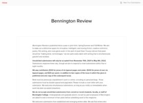 benningtonreview.submittable.com