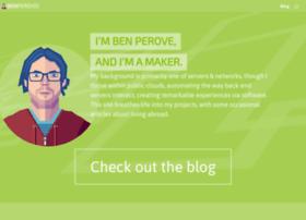 benperove.com