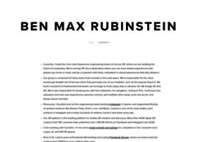 benrubinstein.com