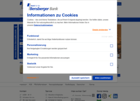 bensberger-bank.de