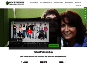 bensfriends.org