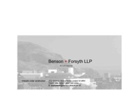 benson-forsyth.co.uk
