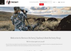 bensonarchery.com.au