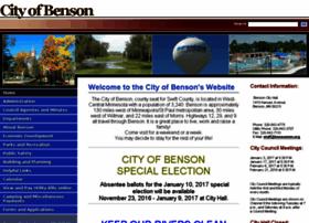 bensonmn.org