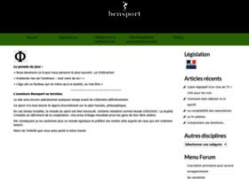 bensport.fr