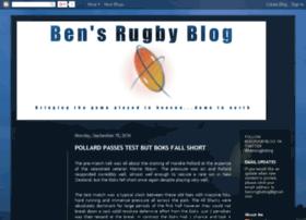 bensrugbyblog.com