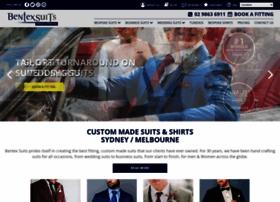 Bentexsuits.com.au