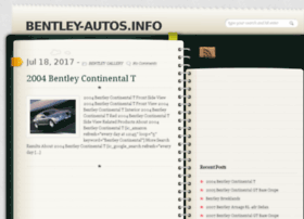 bentley-autos.info