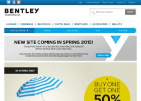 bentley.onlinebags.com