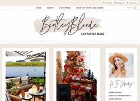 bentleyblonde.com