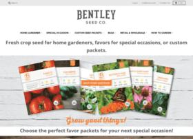 bentleyseeds.com