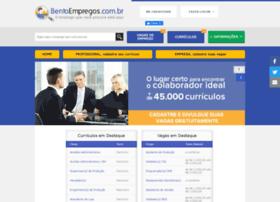 bentoempregos.com.br