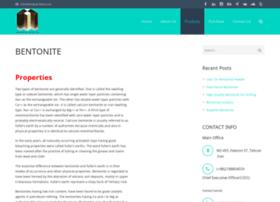 bentonite.mineral-iran.com