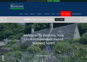 bentons.co.uk