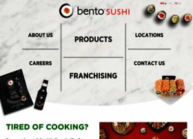 bentosushi.com