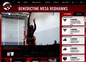benuredhawks.com