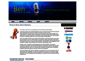 benvoiceovers.com.au