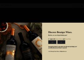 benziger.com