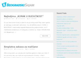 beogradskisajamtehnike.rs