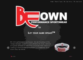 beownsportswear.com