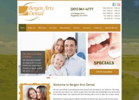 bergenartsdental.com