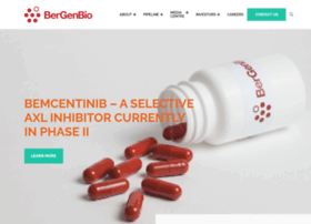 bergenbio.com