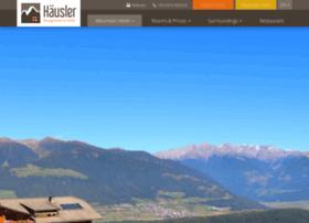 berggasthof-haeusler.com