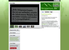 berggenuss35plus.de