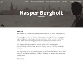 bergholt.net