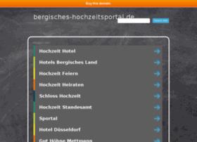 bergisches-hochzeitsportal.de