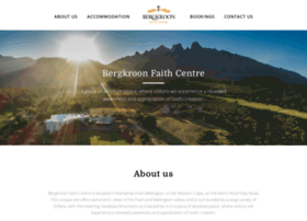 bergkroon.co.za