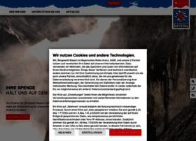 bergwacht-bayern.de