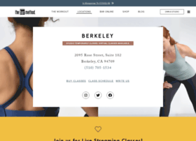 berkeley.barmethod.com