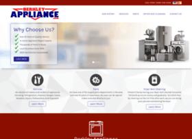 berkleyappliance.com
