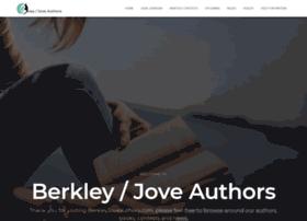 berkleyjoveauthors.com