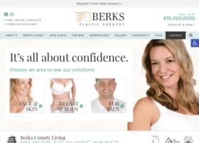 berksplasticsurgery.com