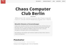 berlin.ccc.de