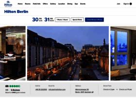 berlin.hilton.com