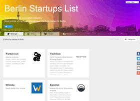 berlin.startups-list.com