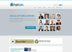 berlin.thefailcon.com
