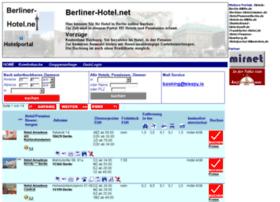 berliner-hotel.net