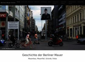 berlinermaueronline.de