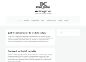 bernardcollorafi.com