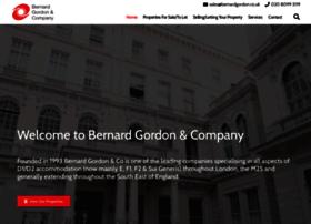 bernardgordon.co.uk