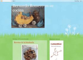 bernardoromeroensucocina.blogspot.ae